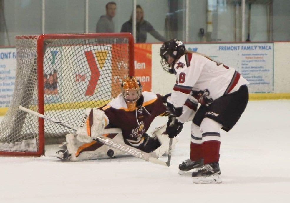 Maddy Millar Retirement College Hockey