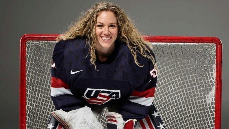 Alex Rigsby USA Hockey