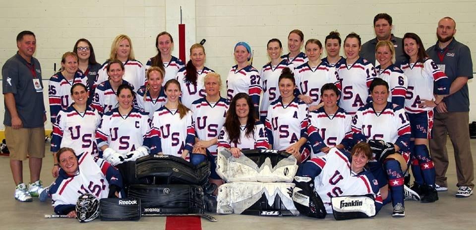 USA Ball Hockey Worlds Masters