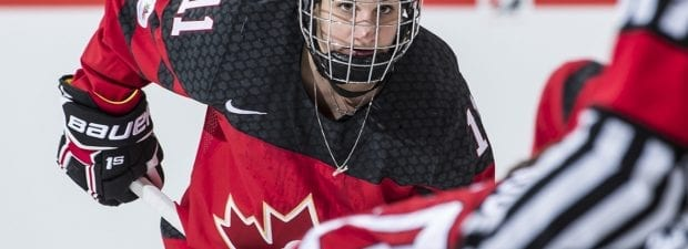 Jillian Saulnier Hockey Canada