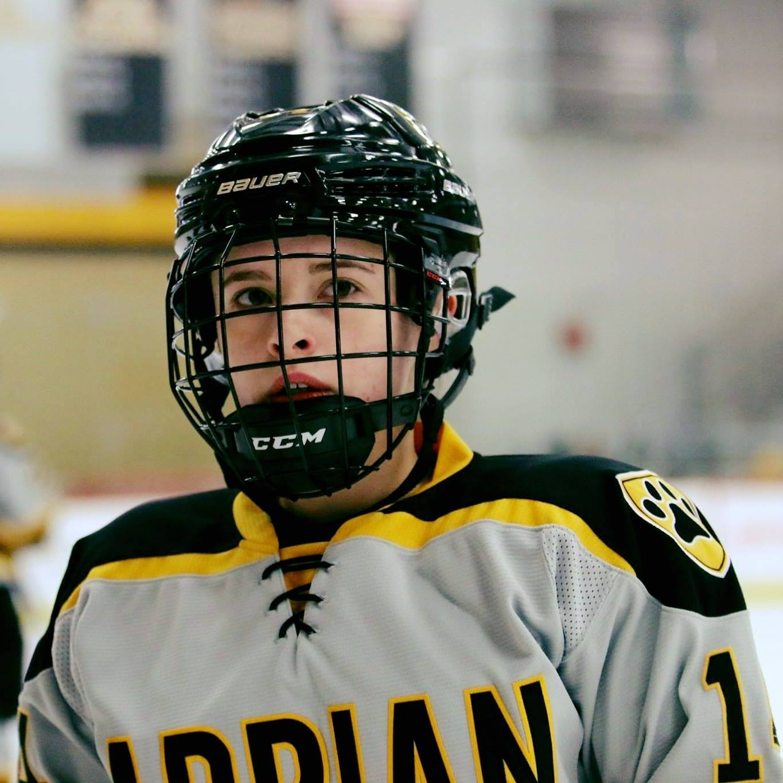 Carly Costello WHL Ambassador