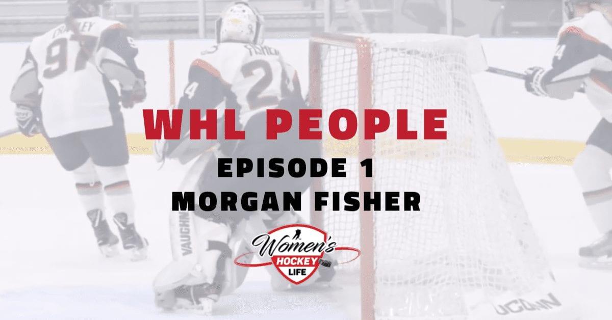 WHL People Morgan Fisher