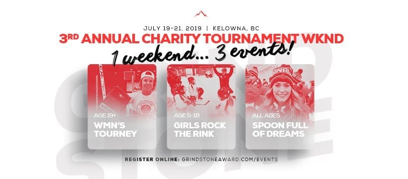 Grindstone Award Foundation Charity Weekend