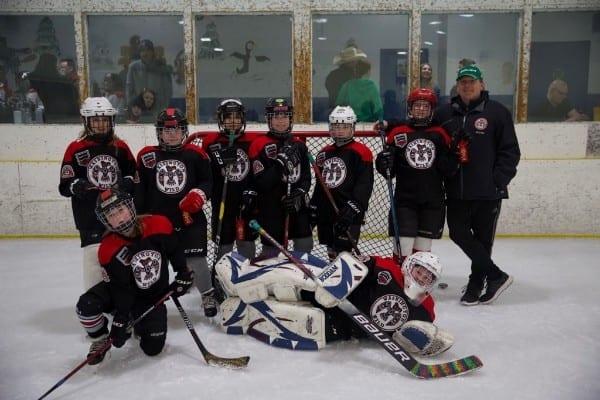 Daniel Brown Seattle Washington Women's Hockey Life Ambassador