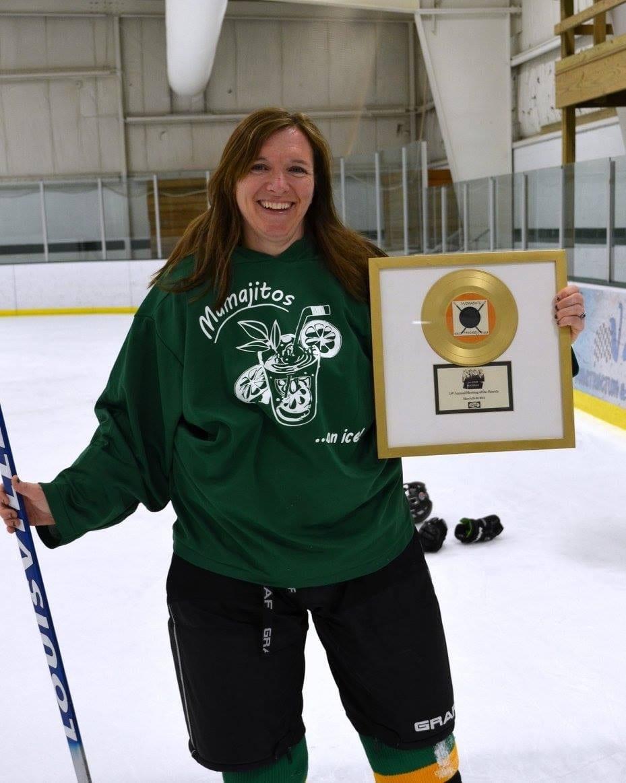 Robin Bilsborough Women's Hockey Life Ambassador