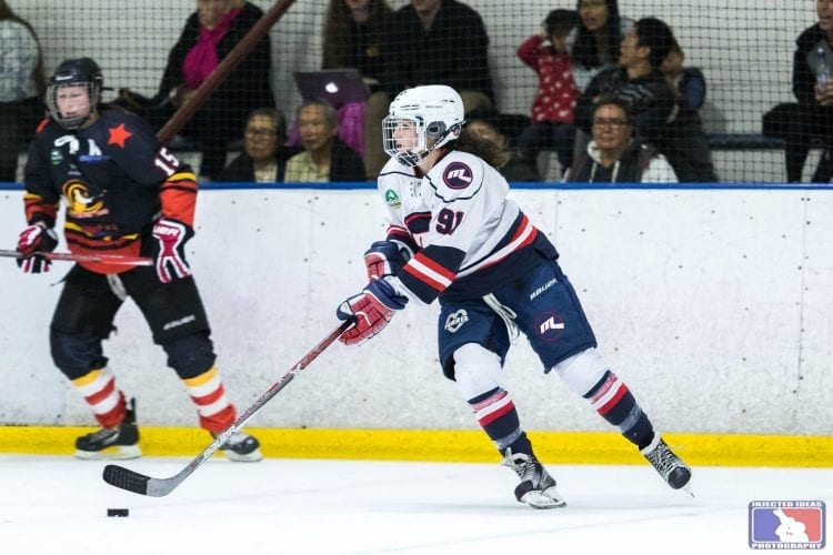 Christina Julien, Melbourne Ice aiming for three-peat in