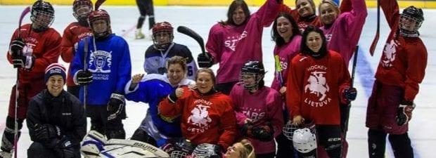 Lithuania Women's Hockey