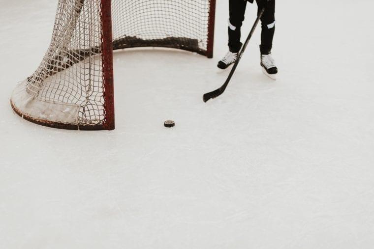Develop hockey skills