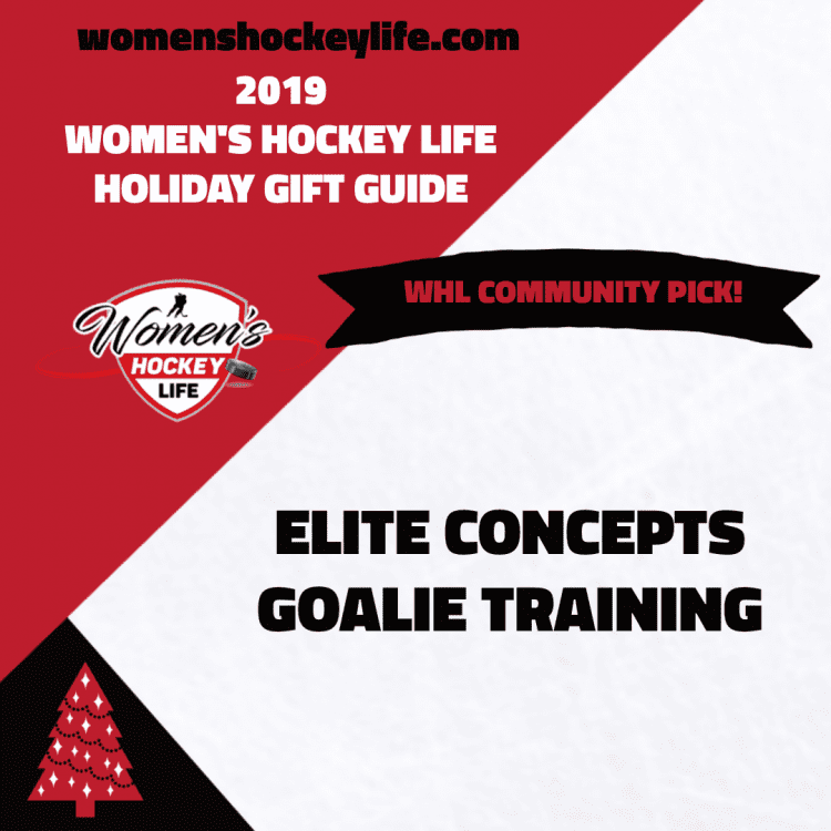 elite concepts goalie training