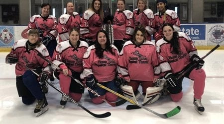 women's hockey alaska