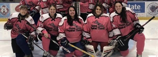women's hockey alaska