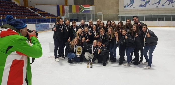 South Africa IIHF