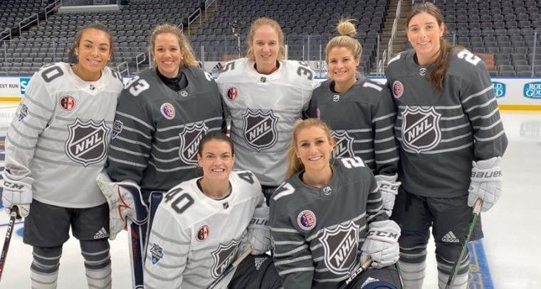 Decker NHL All Star