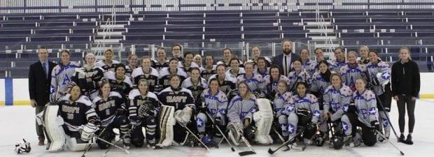Navy Women's Hockey
