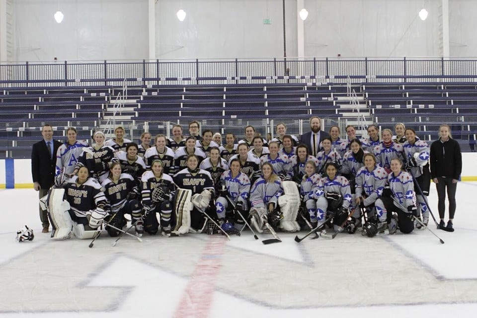 Navy Women's Hockey
