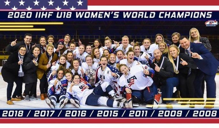 TEAM USA IIHF U18
