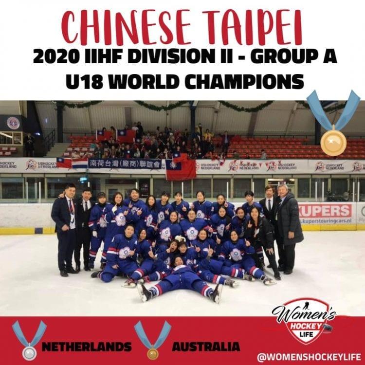 Chinese Taipei IIHF