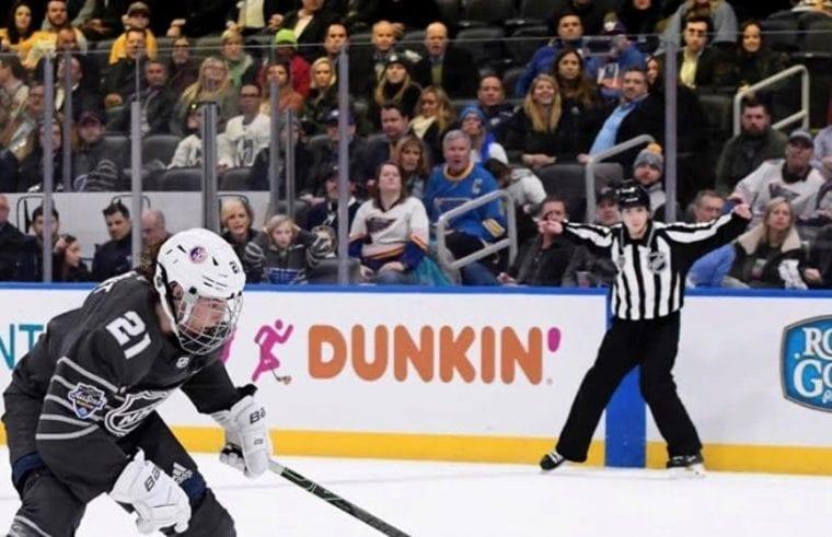 Kirsten Welsh NHL