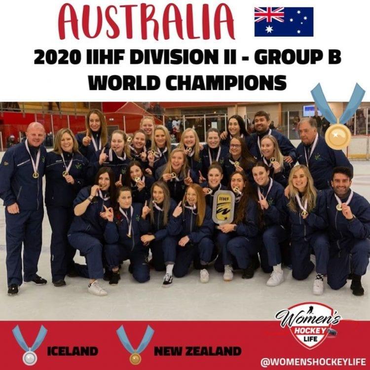 IIHF Worlds Australia