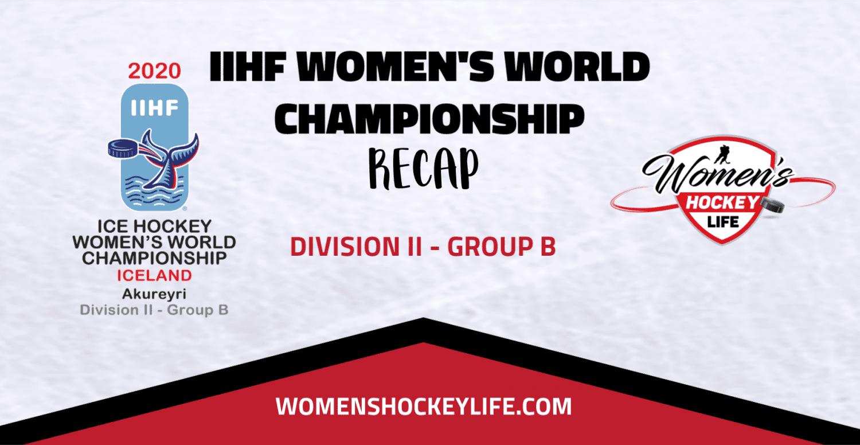 IIHF Worlds Recap